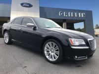 Black 2012 Chrysler 300 Limited RWD 8-Speed Automatic