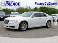 Ivory Tri-Coat Pearl 2012 Chrysler 300 Limited Priced