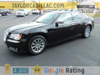 Very nice 2012 Chrysler 300 Limited. Local trade with