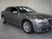 ** 2012 Chrysler 300 in GREY AURORA NAPERVILLE**LEATHER