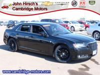 Exterior Color: gloss black, Body: Sedan, Engine: 5.7L