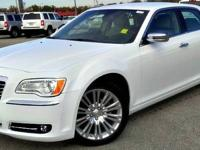 This 2012 Chrysler 300 4DR SDN V6 LIMITED RWD is