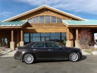Experience driving perfection in the 2012 Chrysler