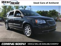 Recent Arrival! New Price! 2012 Chrysler Town & Country