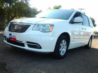 2012 Chrysler Town & Country Mini-van, Passenger