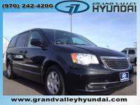 2012 Chrysler Town & Country Mini-van, Passenger