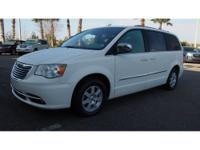 The 2012 Chrysler Town & Country cuts to the chase