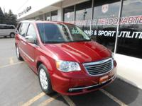 Body Style: Van Engine: 6 Cyl. Exterior Color: Red