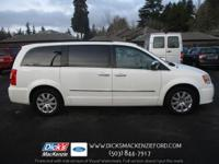Climb inside the 2012 Chrysler Town Country!