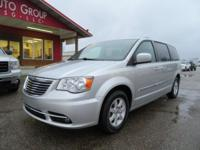 Options:  2012 Chrysler Town & Country Visit Auto Group