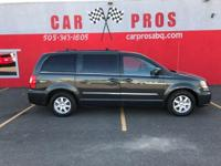 Options:  2012 Chrysler Town & Country Touring|Are You