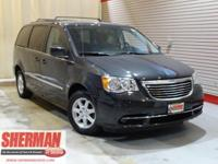 This 2012 Chrysler Town & Country Touring will sell