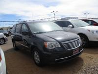 Introducing the 2012 Chrysler Town Country! It comes