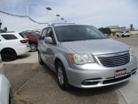 Experience driving perfection in the 2012 Chrysler Town