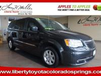 FUEL EFFICIENT 25 MPG Hwy/17 MPG City! Nav System,
