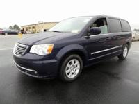 Exterior Color: blue, Body: Mini-Van, Fuel: Flex Fuel,
