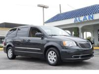 Exterior Color: dark charcoal pearlcoat, Body: Minivan,