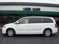 Exterior Color: stone white, Body: Minivan, Engine: