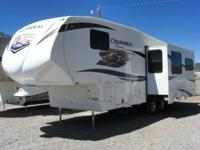 2012 Previously owned Coachmen Chaparal 5th tire camper