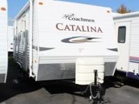 2012 Coachmen Catalina 19RD. Travel Trailer. $15,990.