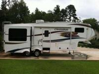 2012 Coachmen Chaparral Lite. Thought about to be