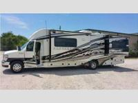 2012 Concord 300 TS With Ford E-450 Chassis Length 30'