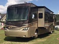 2012 Coachmen Cross Country , Engine: Cummins IS 340,