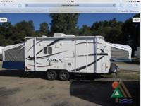 2012 Coachmen Forest River Apex REX17. Purchased in