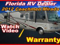2012 Coachmen Mirada 32DS Mirada 32DS 2012 Coachmen
