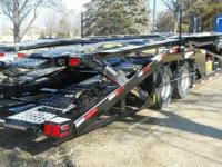 2012 Cottrell CX-5308 Intraax Suspension; 53 ft Length