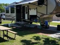 This is a nice Fifth Wheel has All-aluminum structure