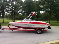 2012 Crownline 195 SS, 4.3L fuel-injected Mercruiser,