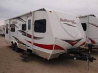 2012 Cruiser Fun Finder XT245 Toy Hauler This 2012