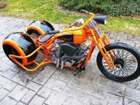 Twin 330mm Trike127 El Bruto Ultima Performance Engine6