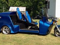 The trike will certainly provide in World WideCustom