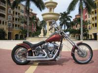 Up for sale is a beautiful 2012 CUSTOM CHOPPER with