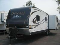 2012 285RE Denali T.T. Just arrived and with a whole