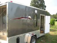Up for sale is our 2012 Diamond cargo trailer. It is