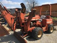 2012 Ditch Witch 5110 5110 Ditchers / Trenchers Combo