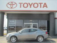 JUST TRADED, ALLOY WHEELS, CLEAN CARFAX, ONE-OWNER, and