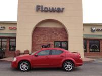 Chrysler Certified. Red Hot! Flex Fuel! This 2012