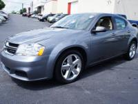 2012 Dodge Avenger 4dr Car SE Our Location is: Laurel