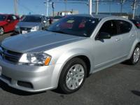 2012 Dodge Avenger 4dr Car SE Our Location is: Liberty