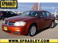 2012 Dodge Avenger 4dr Car SE Our Location is: Spradley