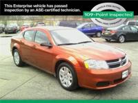 2012 Dodge Avenger 4dr Sdn SE 4dr Sdn SE Our Location