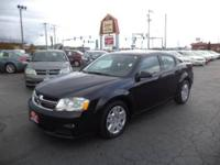 Low-Mileage Dodge Avenger! Please call  or visit