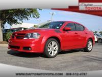 2012 Dodge Avenger R/T V6 Sedan, *** FLORIDA OWNED