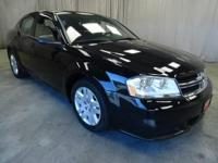 Come see this 2012 Dodge Avenger SE. Its Automatic