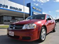 Recent Arrival! CARFAX One-Owner. Red Line 2012 Dodge