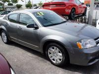 Options:  2012 Dodge Avenger Se|Don't Let The Miles